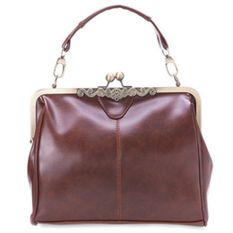 $enCountryForm.capitalKeyWord Canada - Wholesale-Hot Spanish Casual Style PU Leather Tote Handbag Retro Bag With Shoulder Single Strap Woman New Style Bags Women Shoulder Bags