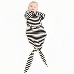 $enCountryForm.capitalKeyWord UK - DHL Baby Blankets Sleep Bag 1-2 Year Mermaid Baby Sleep Bag Swaddle Sleeping Blanket Summer Swaddle Envelopes for Newborns 6 style Choose