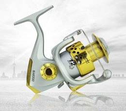 12 Gear Australia - NEW YUMOSHI SA1000-SA7000 SPINNING REELS RATIO 5.5:1 BALL GEAR 12BB LIGHTWEIGHT DESIGN ENGINEERING PLASTICS FISHING REELS