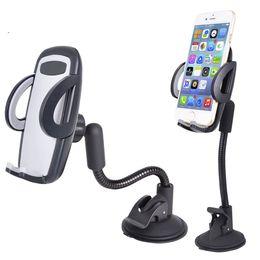 $enCountryForm.capitalKeyWord UK - Adjustable Car Window Dashboard Holder Mount Cradle Windshield Switch Flexible Goose neck Suction Holder Stand for Smart Phones