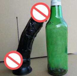 24.5 CM grande vibrador consolador strapon enorme Vibrador realista pênis de borracha Preto consolador produtos do sexo para as mulheres sextoys carne pau