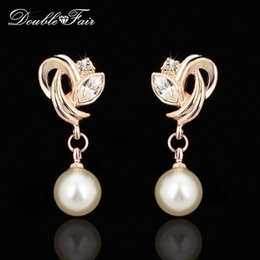 Diamond Pearl Chandelier Earrings Online | Gold Diamond Pearl ...