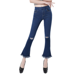 Womens Denim Capris Online | Womens Denim Boyfriend Capris for Sale