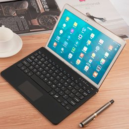 $enCountryForm.capitalKeyWord Canada - Multifunctional Super Thin Slim Aluminum Bluetooth Keyboard For Laptop Fit For 7 8 9 10 Inch Tablets Silver Black Best Gifts