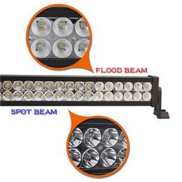 "Atv Front Canada - 32"" LED Light Bar 180W Led Working Light Spot Flood Combo Driving Light Fog Lamp for SUV Ute ATV Truck 4x4 Boat Pickup Off-road Vehicles"