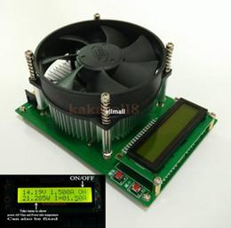 Ingrosso Freeshipping 150 W carico elettronico corrente costante 60 V 10A Battery Tester Capacità di carico tester Tester 12 V 24 V 48 V al piombo al litio