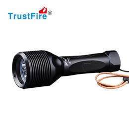 $enCountryForm.capitalKeyWord Australia - Professional Scuba Diving LED Flashlight Waterproof LED Torch Light Underwater Flash light 2300 LM Aluminum Alloy 26650 Rechargeable Torch