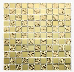 factory tablets UK - Mosaic factory direct TV background wall crystal mosaic ceramic tile interior wall mosaic living room glass