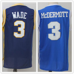 a89080f23d4 ... Mens 3 Doug McDermott Cheap Sale Top quality 100% Stitched Embroidery  Logos jersey Free Shipping ...