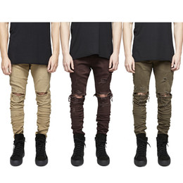 Discount Olive Skinny Jeans | 2017 Olive Skinny Jeans Men on Sale ...