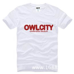 $enCountryForm.capitalKeyWord Canada - Rock Band Owl City Adam Young Printed Mens Tshirt Fashion 2017 New Short Sleeve Cotton T-shirt Tee Camisetas Hombre