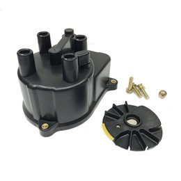 $enCountryForm.capitalKeyWord NZ - For Honda Civic 1992-2000 Distributor Cap and Distributor Rotor Ignition Kit New