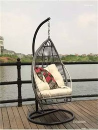 Hot Selling Paradise Swing Hanging Chair Patio Weaving With Rattan For  Outdoor Or Indoor