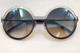New Fashion Female Sunglasses Canada - Vintage Round Sunglasses Women New Hot Brand Designer Vintage Fashion Eyewear Female Sun Glasses Women UV400 Protection Summer Goggles