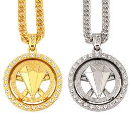 Big gold pendant designs online big gold pendant designs for sale fashion men cool rock hip hop big pendant necklaces 18k gold plated 80cm long chain filling pieces mens costume jewelry for men design mozeypictures Gallery