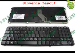 glossy laptops NZ - New and Original Notebook Laptop keyboard FOR HP Pavilion DV6 DV6T DV6-1000 dv6-2000 Glossy Black Slovenian Slovenia Version - 530580-BA1