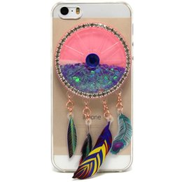$enCountryForm.capitalKeyWord UK - Cover For iPhone 5S 5SE 6s 6G 6 7 8 Plus Touch 5 6 Samsung Galaxy A3 A5 J5 Prime Dream Catcher Clear Soft TPU Plastic Skin Cellphone Case