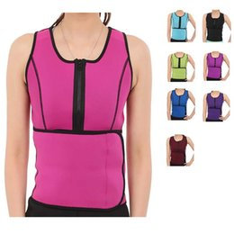 formadores de cintura body shapers cintura de neopreno corsés de formación shaper chaleco cincher body cinturones rosa negro con cremallera 3xl en venta