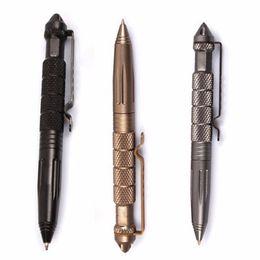 Discount pocket tools gadgets - 3 color Outdoor Pocket EDC Pen - Glass Breaker Pen Aluminum Emergency Survival Tool Outdoor Gadgets Free Shipping