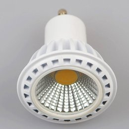 Replace Spotlight Bulb NZ - 5W LED Spot Light Bulb MR16 12V Gu5.3 Gu10 85-265V COB LED Spotlight bulb LED Replace Halogen for Business Lighting