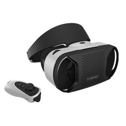 "Chinese  Wholesale- Baofeng Mojing 4 3D Virtual Reality Glasses VR Box Headset IV for 4.7"" ~ 5.7"" Smartphone with Free Bluetooth Remote Controller manufacturers"