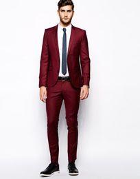 Best Men Business Slim Fit Suits Online | Best Men Business Slim ...