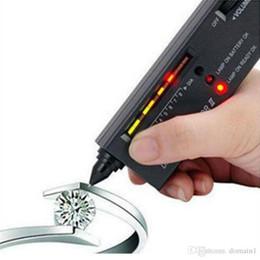 Diamond Tester II Selector V2 Tragbares Diamant-Edelsteinschmuck-Edelsteinwerkzeug mit Etui im Angebot