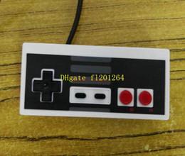 Discount gaming computers - 50pcs lot Classic USB Controller Gaming Gamer JoyStick Joypad For NES Windows PC for MAC Computer Game Controller Gamepa