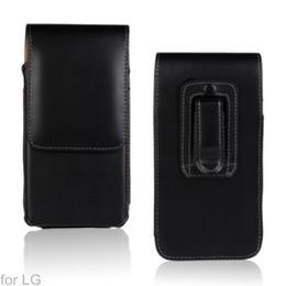 $enCountryForm.capitalKeyWord NZ - Belt Clip PU Leather Waist Holder Flip Pouch Case for LG K4 2017 Zero G4 Beat G4 L80 G2 K7 X screen K8 4G K5 X Style X Skin Tribute HD