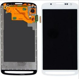 Touch Screen For Galaxy S4 Canada - Replacement parts for Samsung s4 lcd for galaxy with Frame i9500 i9505 i9506 i337 i545 display screen with touch digitizer