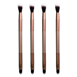 China Wholesale-Paradise 2016 Perfec Excellent Doubled-end Eye Shadow Makeup Brush Free Shipping Apr26 supplier wood shadow suppliers