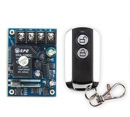 Wireless remote control sWitch Waterproof online shopping - New DC12V V V V A CH Wireless Remote Control Switch System Receiver Keys metal waterproof Remote