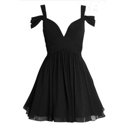 Robes Courtes Mignonnes Pour Fêtes Pas Cher-Cute Homecoming Dresses 2017 New Short Party Gowns Sexy Sweetheart Spaghetti Straps Summer Mini Gowns Hot Sale