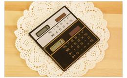 $enCountryForm.capitalKeyWord Canada - Solar slim card calculator mini calculator Mini Pocket portable mini pockets