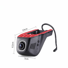 Chinese  Hidden Super FHD 1080P WIFI APP Car DVR Dash Cam Night vision Car Camera Black box With Novatek 96658 Chip and Sony Free Shipping manufacturers