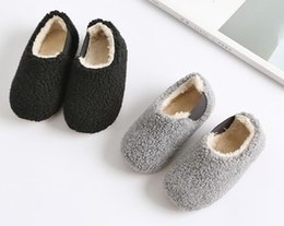 Embroidered Snow Boots NZ - New winter children boots fashion flat kids snow boots with warm plush winter pu leather shoes unisex Girls > Boots Children's Shoes