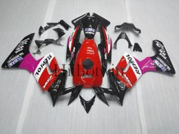 Rs 125 abs faiRing kit online shopping - Body Kit repsol red black ABS Fairing For honda CBR125R CBR R Aftermarket Motorcycle