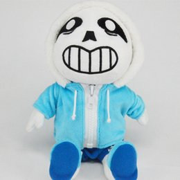 Discount animation gifts - Fast shipping Undertale plush Papyrus Undyne Alphys MTT SANS flower Miss Spider Toys Animation Plush Dolls For Kids gift