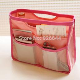 $enCountryForm.capitalKeyWord Canada - Wholesale- Best Selling Secret Bag Zipper Portable Multifunction Thicken make up Bag Comstic Case Holder