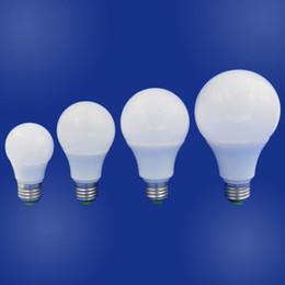 7w Energy Saving Bulb Australia - PACK OF 10 , 30W - 100W Equivalent E26 E27 3W 5W 7W 9W LED Globe Bulb SMD Energy Saving Light 85-265V AC DC 12-24V