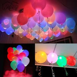 LED Balloons 12  Latex Multicolor Lights Christmas Halloween Decoration Wedding Party Festival Supplies Happy Birthday & Happy Birthday Led Light Online | Happy Birthday Led Light for Sale azcodes.com