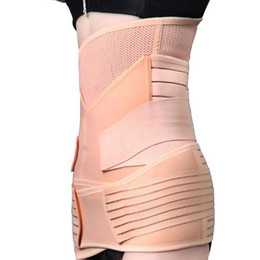 1b0c46f37 Waist slimming belly band online shopping - Postpartum Recovery Belt  Abdomen Stomach Elastic pelvic Waist Cinchers