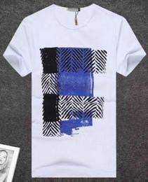 c96b0666ce34 Wholesale England Fashion Men Casual T Shirts Boys Cotton Short Sleeve Tops London  Clothing Man Brit T-shirt White XXXL