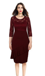 Professional dress for plus sizes