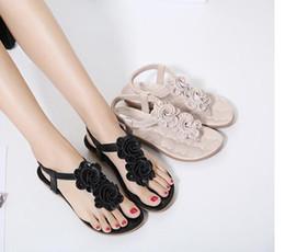 773974c72286 Size 35-41 Summer Sandals Bling Rhinestone Flats Women Platform Wedges  Sandals Fashion Flip Flops Comfortable Shoes Woman