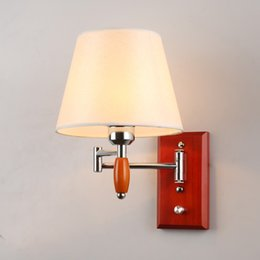 Corner Wall Lamps Retractable Lights Led Home Wall Lighting Swing Arm  Bedside Wall Sconce Vintage Bathroom Lights Affordable Vintage Retractable  Light