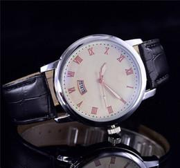$enCountryForm.capitalKeyWord NZ - 40mm automatic date luxury fashion men and women of the steel belt movement quartz clock men watch