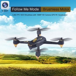 $enCountryForm.capitalKeyWord NZ - Hubsan H501S X4 RC Drone With 1080P HD Camera GPS Follow Me Mode Automatic Return Remote Control Toys 5.8G FPV 10CH Quadcopter