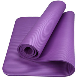 Gold yoGa mats online shopping - Colors x x cm NBR Multifunction Yoga Mat  mm Anti skid 028b80b2b