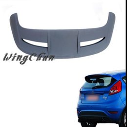 $enCountryForm.capitalKeyWord UK - Accessories ABS Material Plate of Large Tail Wing For Ford Fiesta Wing ST 09-13